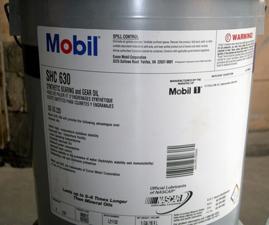 美孚SHC630合成齿轮油
