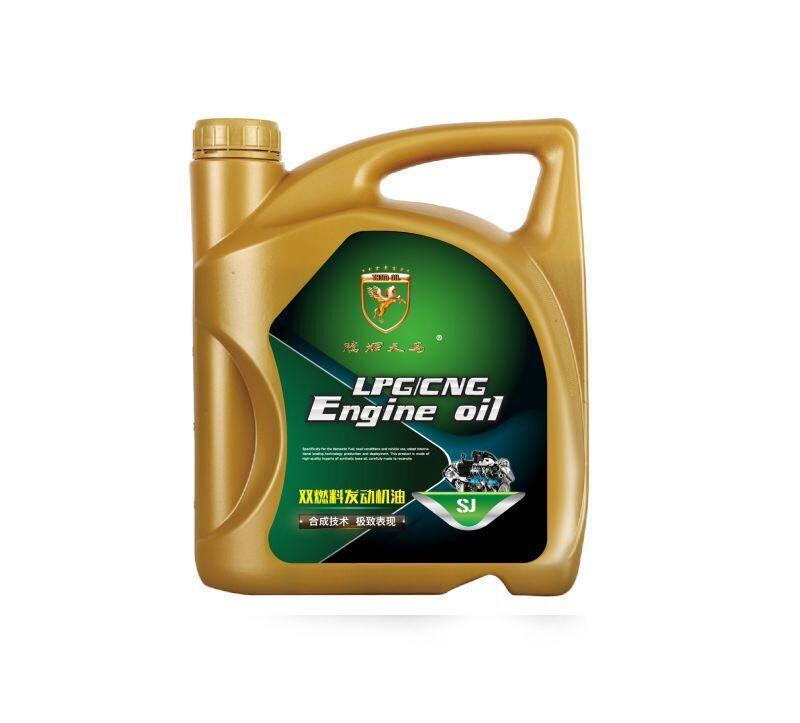 多效双燃料发动机油