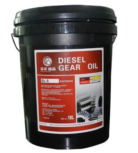 滋禾GL-5齿轮油