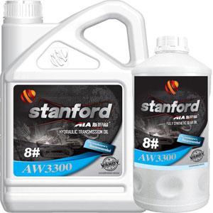 8# 全合成高性能液力传动油