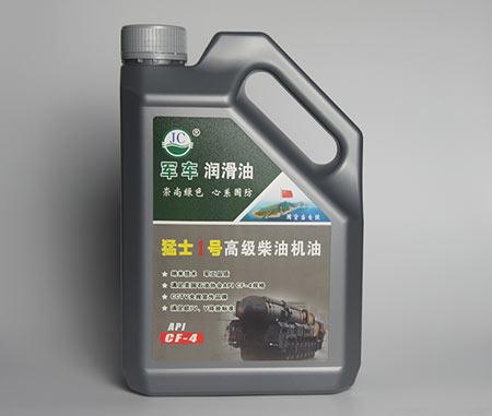 供应军车猛士1号柴油机油