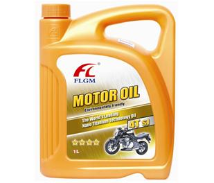 弗莱格曼 4T高级摩托车ω专用油 1L
