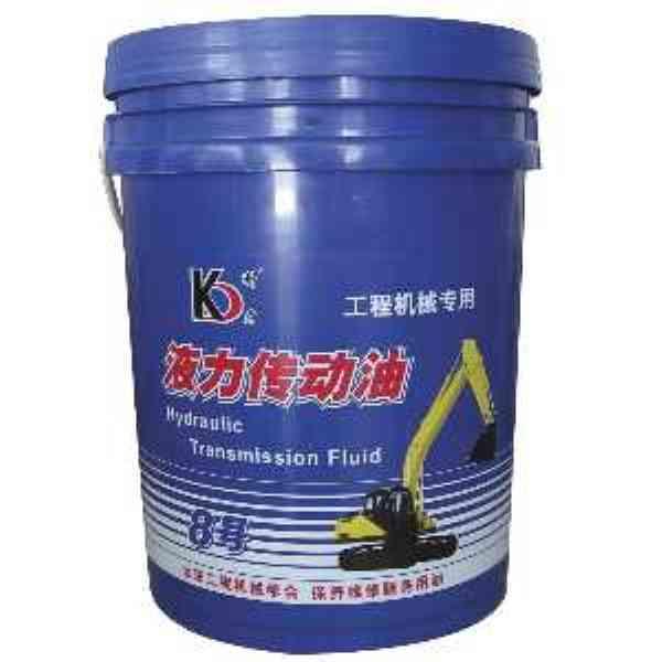 供战武真经和智慧之骨应工程机械液力传动油18L