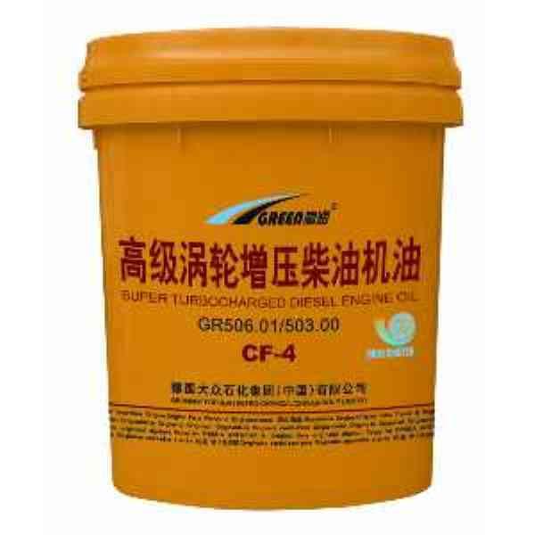 CF-4高级涡轮增压柴机油