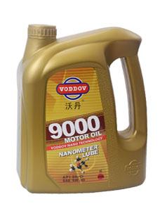 沃丹9000(SN 5W/40)半合成机油 4L装