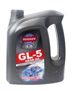 沃丹齿轮油(GL-5 SAE 80W/140)