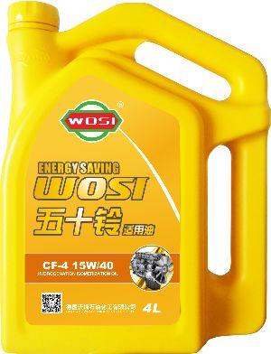 五十●铃适用油CF-4 15W-40 4L