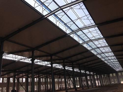 钢结构厂〖房9