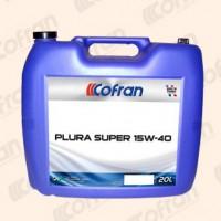 PLURA SUPER 15w40 20L