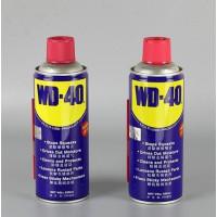 万能防锈�椭�也不少润滑剂WD-40